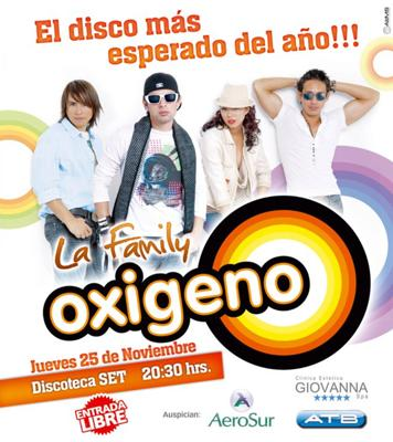 Coolest band in all Bolivia!